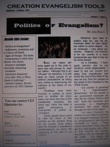 CET Newsletter Sep/Oct 2010