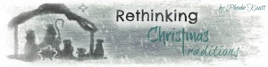 Rethinking Christmas Traditions logo completed